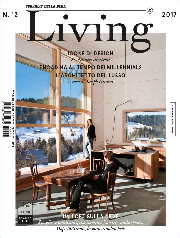 Corriere della Sera: Living